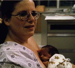 Kangaroo Care Skin to Skin 18 hours a day for 6 weeks and beyond